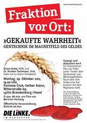 Tackmann und Golze präsentieren dritten Film der politischen Filmreihe der Bundestagsfraktion DIE LINKE